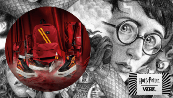 Vans x Harry Potter Banner Sneaker-girl.com