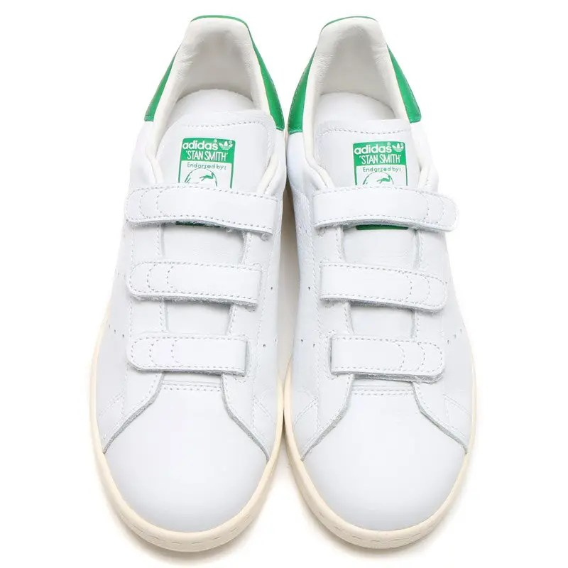 adidas STAN SMITH CF White Green AQ3191-03