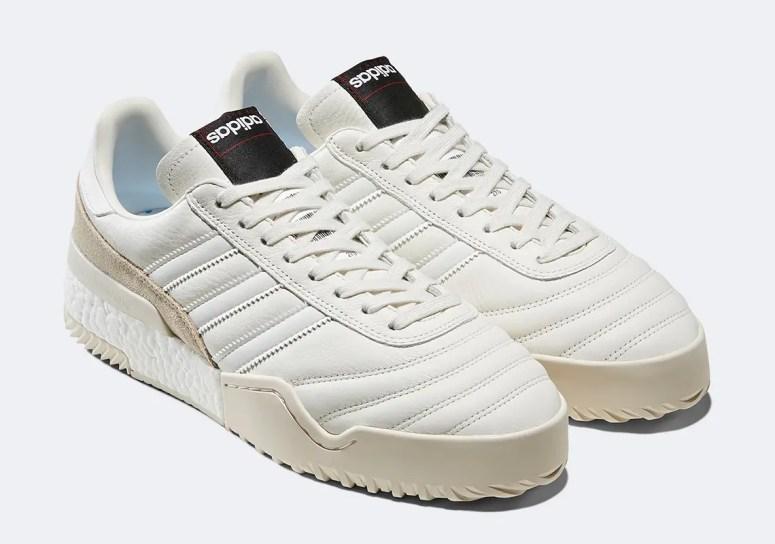 Adidas By Alexander Wang Women's Alexander Wang Bball Soccer Sneakers EE8498-2-01