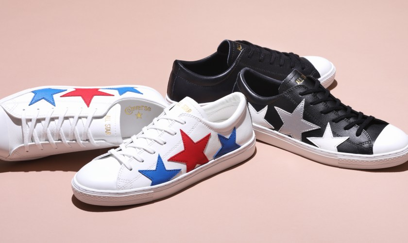 Converse Chuck taylor ALL STAR COUPE TRIOSTAR OX White Black