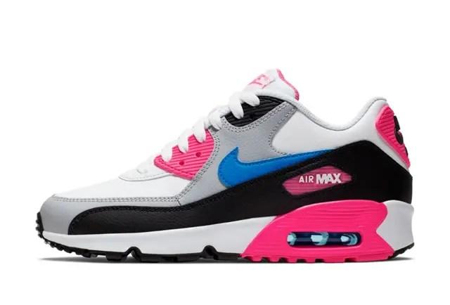 Nike AIRMAX 90 LTR (GS) 833376-107-02