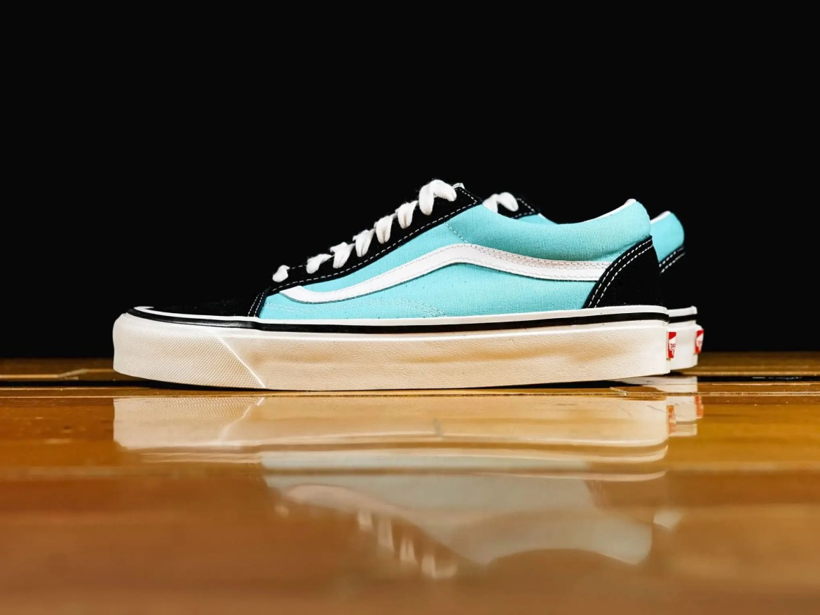 VANS ANAHEIM FACTORY OLD SKOOL 36 DX-08