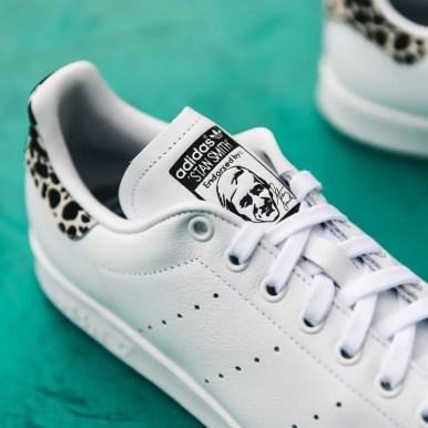 adidas originals stan smith animal print EG2668-01