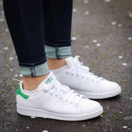 adidas originals stan smith green b24105-05