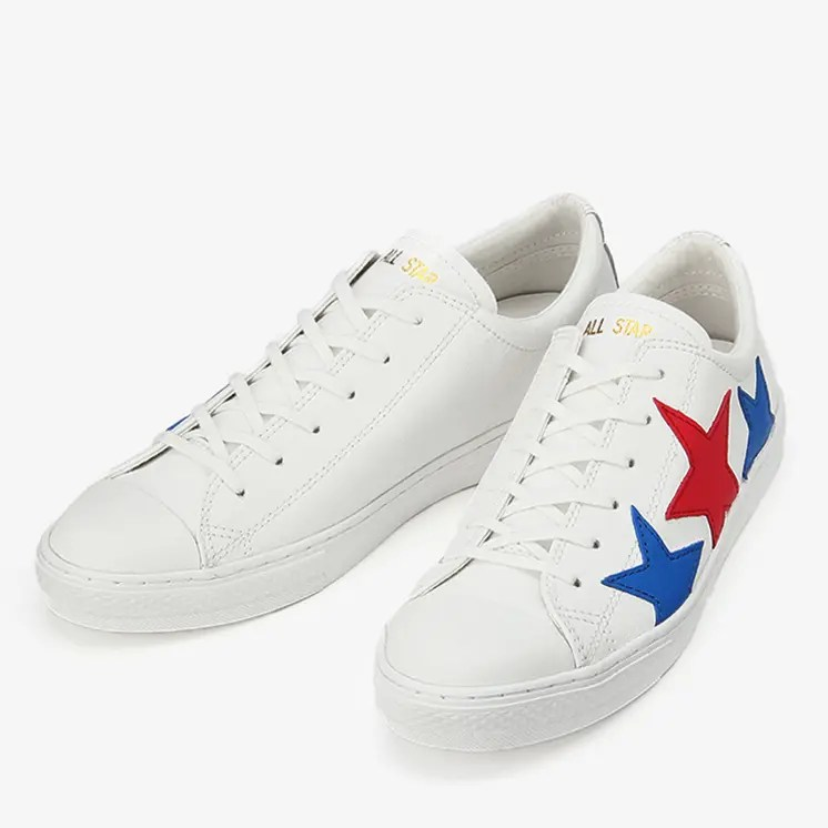 converse chuck Taylor ALL STAR COUPE TRIOSTAR OX-02