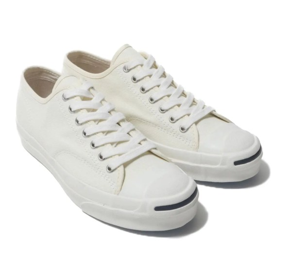 CONVERSE JACK PURCELL RET COLORS WHITE 19FA-S