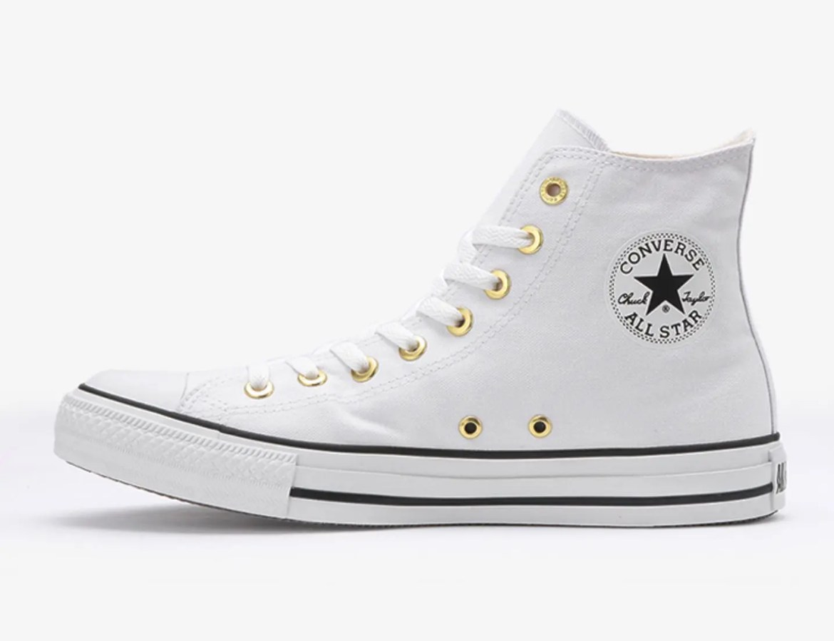Converse ALL STAR WEARABLE STICKER HI WHITE-08
