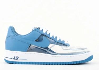 Nike Air Force 1 Fantastic 4 Blue