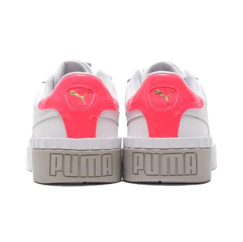 PUMA CALI REMIX WMNS PUMA WHITE-PU 19FA-S-06
