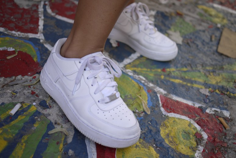 Sneaker_Girl_Style_Snap_Tomo_Air Force 1