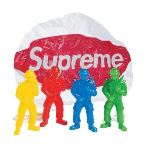 Supreme FREE GIFT Mini Army Paratrooper 2019AW Week 1