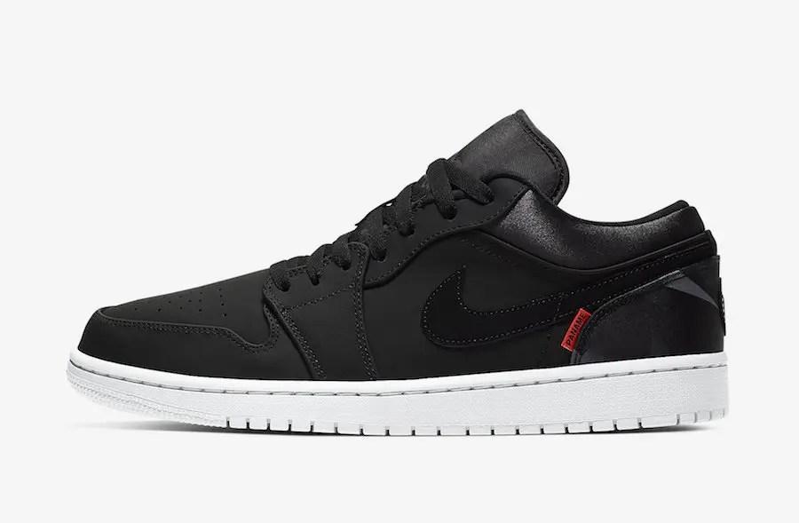 ナイキ エアジョーダン 1 ロー パリ サンジェルマン (Nike Air Jordan 1 Low PSG)