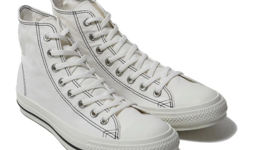 Converse All Star Stitching Hi White 19HO-I-01