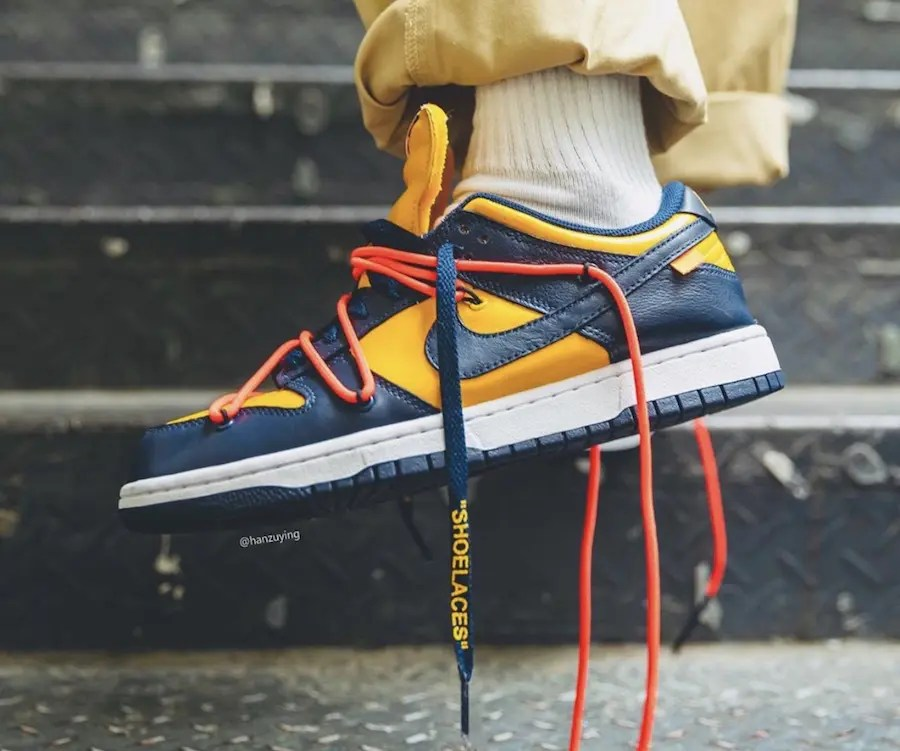 Off-White x Nike Dunk Low Collection (オフホワイト × ナイキ ダンク ロー コレクション)