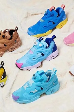 Reebok x BT21 INSTAPUMP FURY Sneakers Collaboration BTS-01