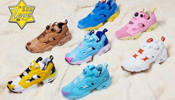 Reebok x BT21 INSTAPUMP FURY Sneakers Collaboration BTS-01