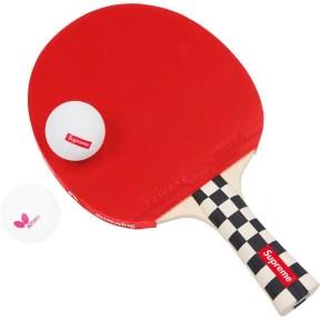 シュプリーム 2019fw Week 3 バタフライ テーブル テニス 卓球 ラケット セット (Supreme Butterfly Table Tennis Racket Set)