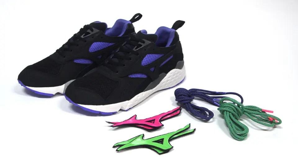 """ミタスニーカーズ × ミズノ モンド コントロール """"パープル シロップ"""" (Mita Sneakers x Mizuno Mondo Control """"Purple Syrup"""")"""