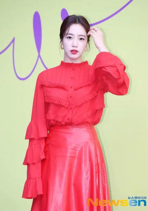 Seoul Fashion Week 2020 SS SFW ソウル ファッション ウィーク 2020年 春夏 最新 Ham Eunjung ハム ウンジョン T-ARA ティアラ