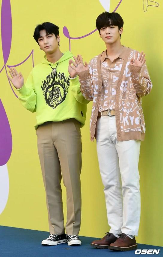 Seoul Fashion Week 2020 SS SFW ソウル ファッション ウィーク 2020年 春夏 最新 X1 エックスワン Hangyul ハンギョル Yohan ヨハン