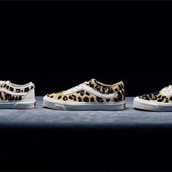 "Vans ""Leopard Pack"" (ヴァンズ レオパード パック)"