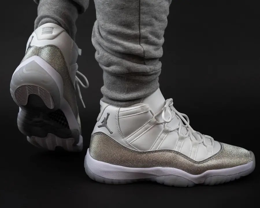 """Nike Air Jordan 11 WMNS """"METALLIC SILVER"""" (ナイキ エア ジョーダン 11 ウィメンズ """"メタリック シルバー"""")"""