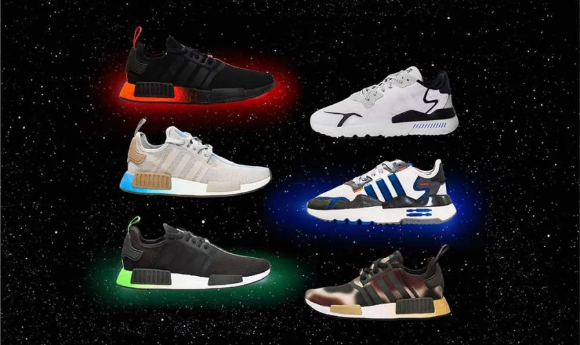 Star Wars x Adidas Characters Pack