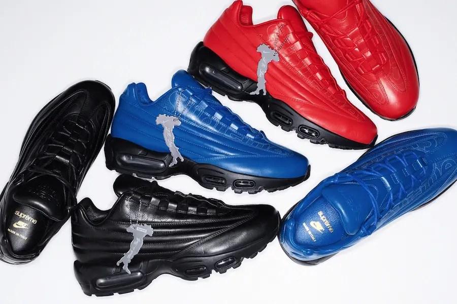 Supreme x Nike Air Max 95 Lux (シュプリーム × ナイキ エア マックス 95 ラックス)