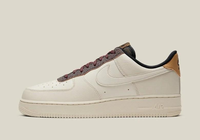 "Nike Air Force 1 Low ""Fossil"" (ナイキ エア フォース 1 ロー ""フォッシル"") CK4363-200"