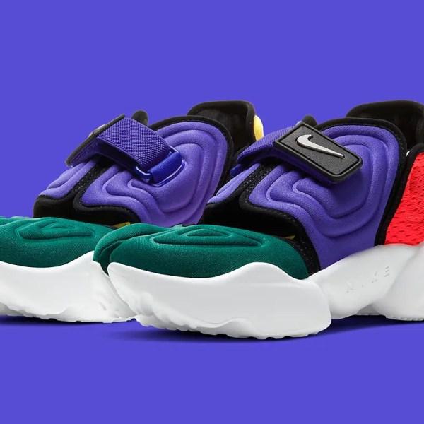 購入可能リンク有り【Nike WMNS Air Aqua Rift】ウィメンズ アクア リフト *BQ4797-100, BQ4797-400
