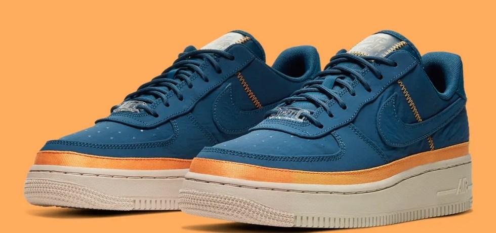 """Nike Air Force 1 SE """"Blue Force"""" (ナイキ エア フォース 1 SE """"ブルー フォース"""") AA0287-402"""