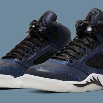 Nike Air Jordan 5 Oil Grey-01