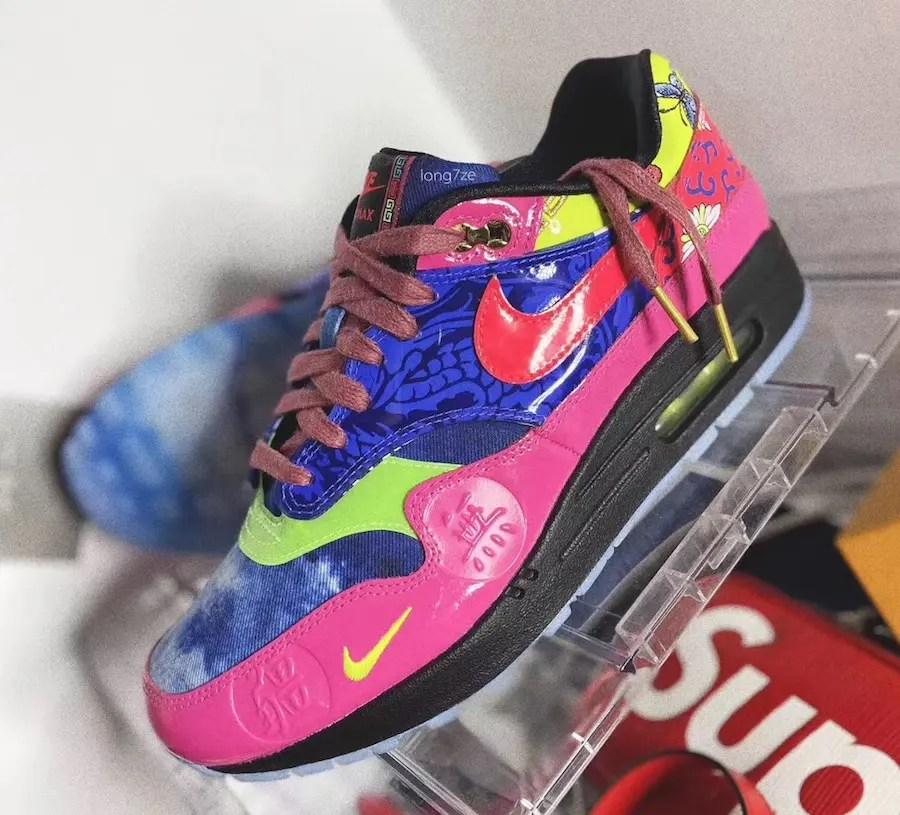 "Nike Air Max 1 Chinese New Year ""LONGEVITY"" (ナイキ エア マックス 1 チャイニーズ ニュー イヤー ""ロンジビティ"") CU8861-460"