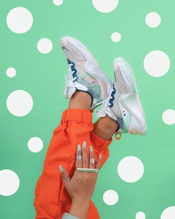 Puma Rise Women's Sneaker(プーマ ライズ ウィメンズ スニーカー) 371777_01