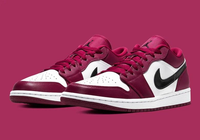 """Nike Air Jordan 1 Low """"Noble Red"""" (ナイキ エア ジョーダン 1 ロー """"ノーブル レッド"""") 553558-604"""