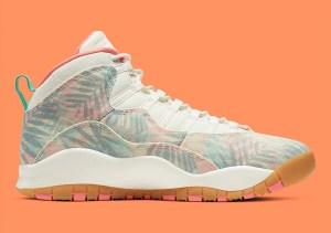 "Nike Air Jordan 10 ""Super Bowl LIV"" (ナイキ エア ジョーダン 10 ""スーパーボウル LIV"") CV9776-900"