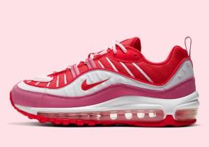 """Nike Air Max 98 """"Valentine's Day 2020"""" (ナイキ エア マックス 98 """"バレンタインデー 2020"""") CI3709-600"""
