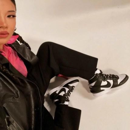 アンブッシュ × ナイキ ダンク ハイ AMBUSH × Nike Dunk Hiコラボ Black Yoon instagram
