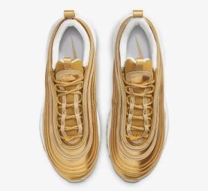 "Nike WMNS Air Max 97 ""Gold Medal"" (ナイキ ウィメンズ エア マックス 97 ""ゴールド メダル"") CJ0625-700"