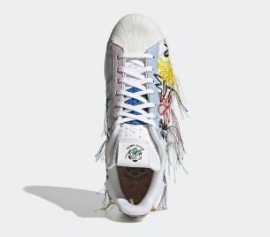 "Sean Wotherspoon × adidas Originals Superstar ""Super Earth"" (ショーン・ウェザースプーン × アディダス オリジナルス スーパースター ""スーパー アース"") adidas above"