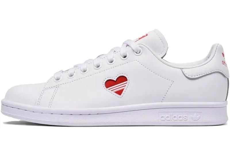 バレンタイン仕様のスタンスミス (adidas-stan-smith-valentines_sneakers)