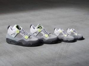 """Nike Air Jordan 4 Retro SE """"Neon"""" (ナイキ エア ジョーダン 4 レトロ SE """"ネオン"""") CT5342-007, CT5343-007, CT5344-007, CT5345-007"""