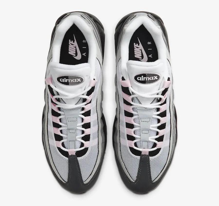 "国内発売中【Nike Air Max 95 PRM ""Pink"