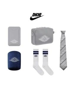 Dior × Nike Air Jordan 1 High & Low (ディオール × ナイキ エア ジョーダン 1 ハイ & ロー) CN8607-002, CN8608-002
