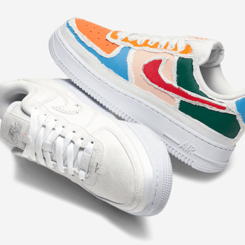 Nike Air Force 1 Low Tearaway CJ1650-101-01