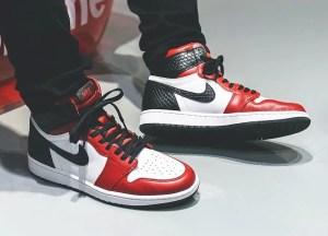 "Nike WMNS Air Jordan 1 High OG ""Satin Snake"" (ナイキ ウィメンズ エア ジョーダン 1 ハイ OG ""サテン スネーク"") CD0461-601"
