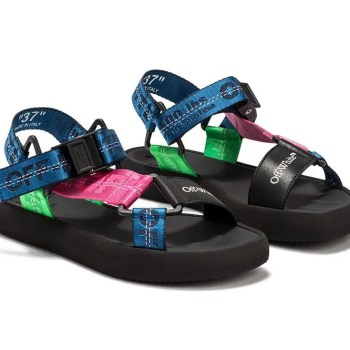Off-White Micro Trek Multi-Strap Sandals-05