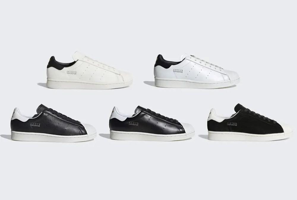 """adidas Superstar Pure """"City Pack"""" (アディダス スーパースター ピュア """"シティ パック"""") FV2838, FV3013, FV3014, FV3015, FV3016"""