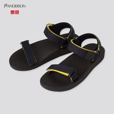 Uniqlo_JW_Anderson_Sandals_2020_red