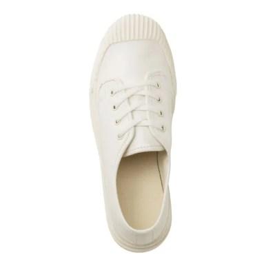 GU_by Uniqlo_rain_sneakers_white_above
